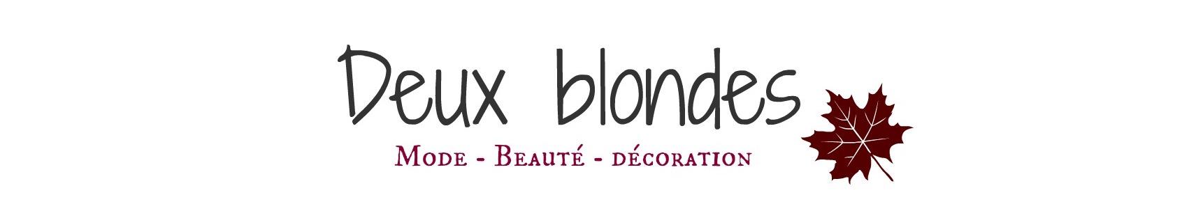 Deux blondes